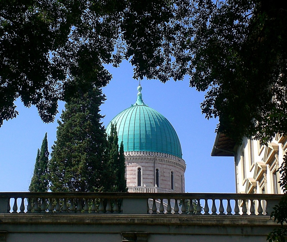 dome de la synagogue