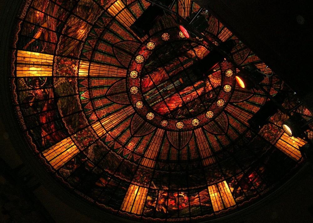 Dôme del Palacio de bellas artes