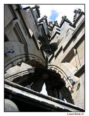 Dôme du Wallace Monument, Ecosse