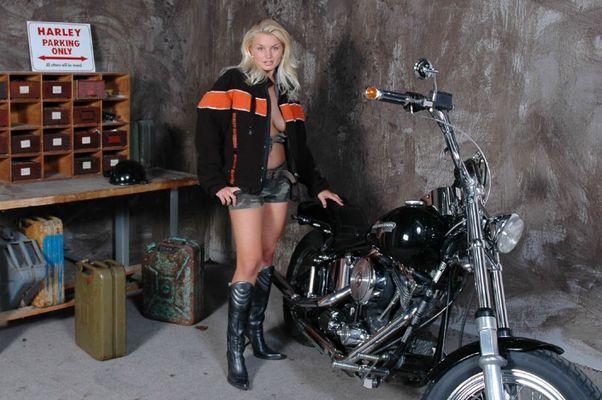 Domenica in the HD Garage II