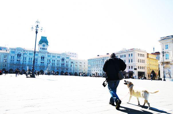 Domenica mattina in piazza