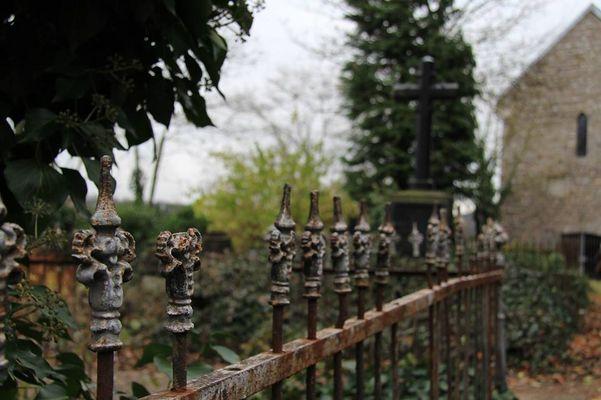Domfriedhof / Limburg
