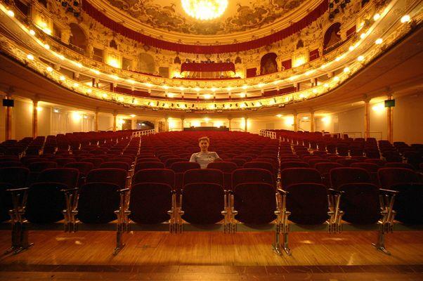 Dominik Hees im Ronacher Theater in Wien