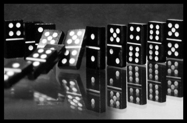 Domino II ~ Version Nähe