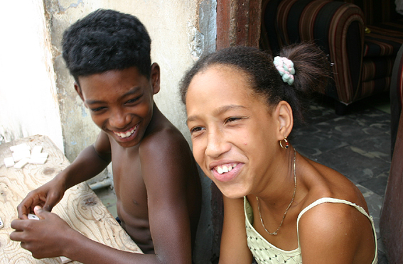 Domino Spielen macht Laune! (Matanzas/Kuba)