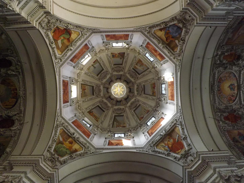 Domkuppel Salzburg