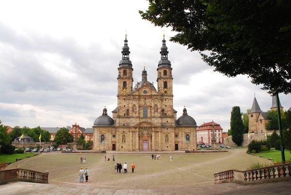Domplatz in Fulda