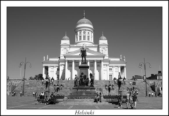 Domplatz In Helsinki !!