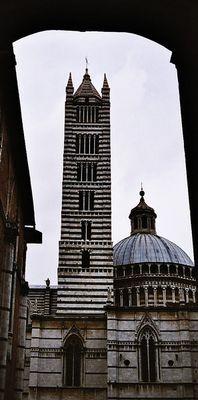 Domturm von Siena
