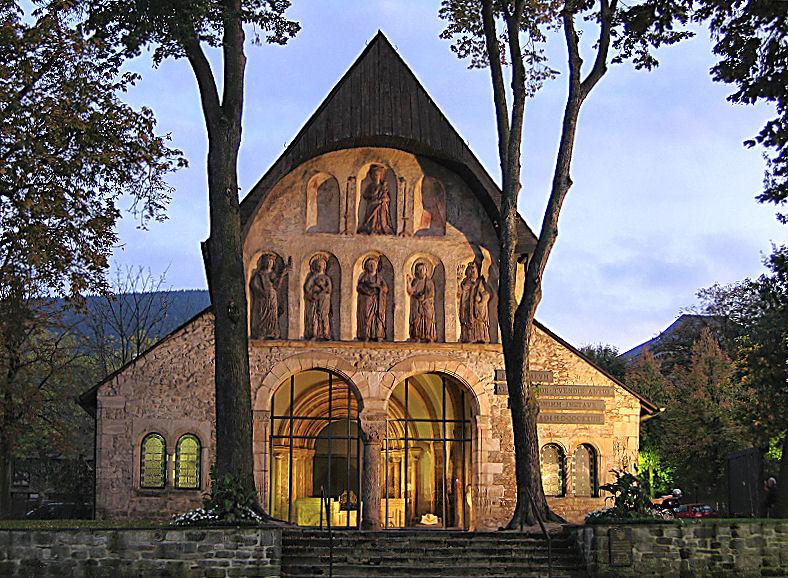 Domvorhalle in Goslar/Harz