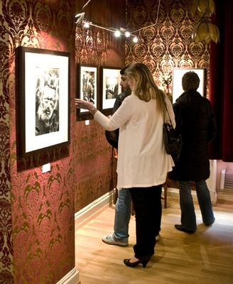 Don McCullin exhibition