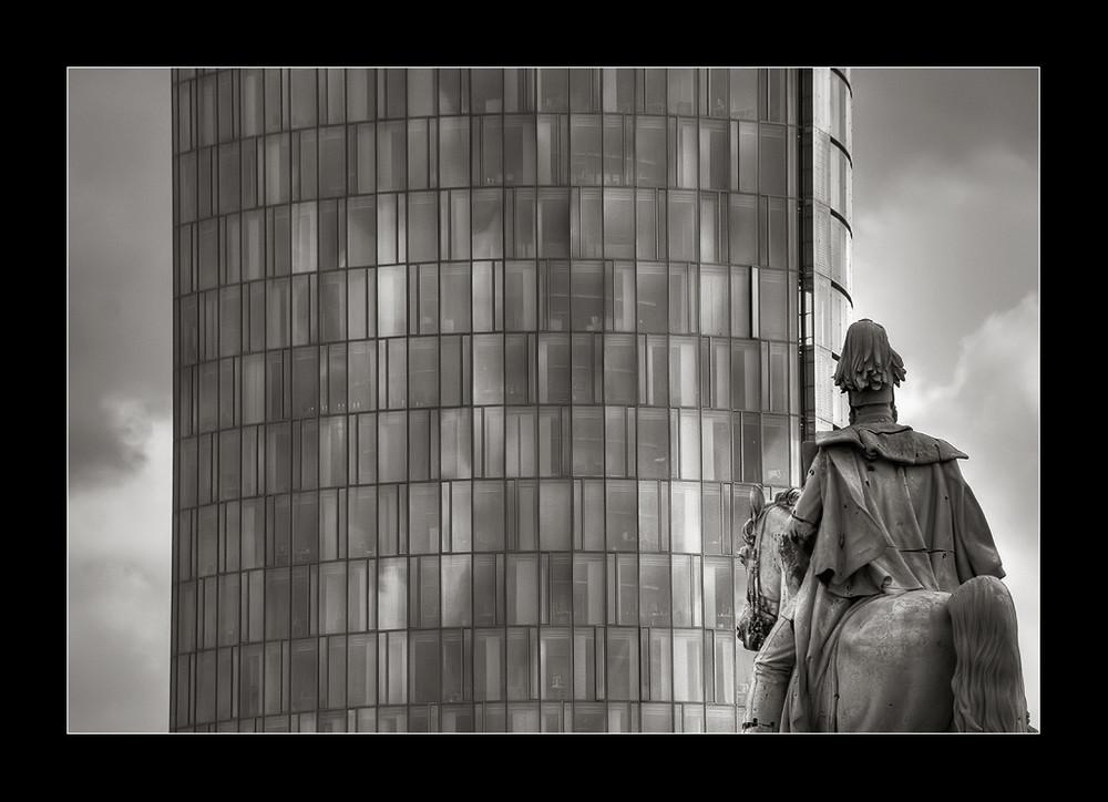 Don Quichottes neue Windmühlen