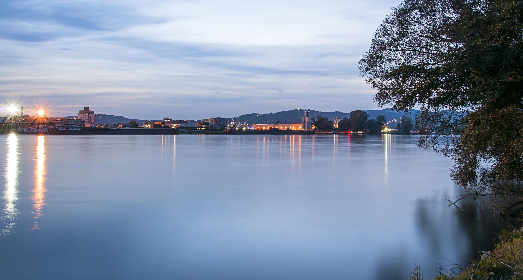 Donau bei Linz