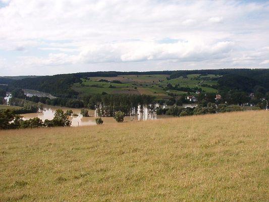 Donau bei Staubing vor Kehlheim 2