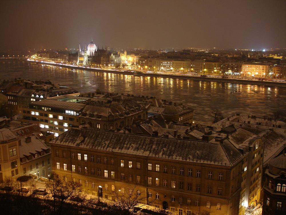 Donau im Winter