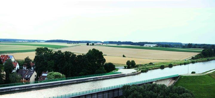 Donau Kanal Panorama