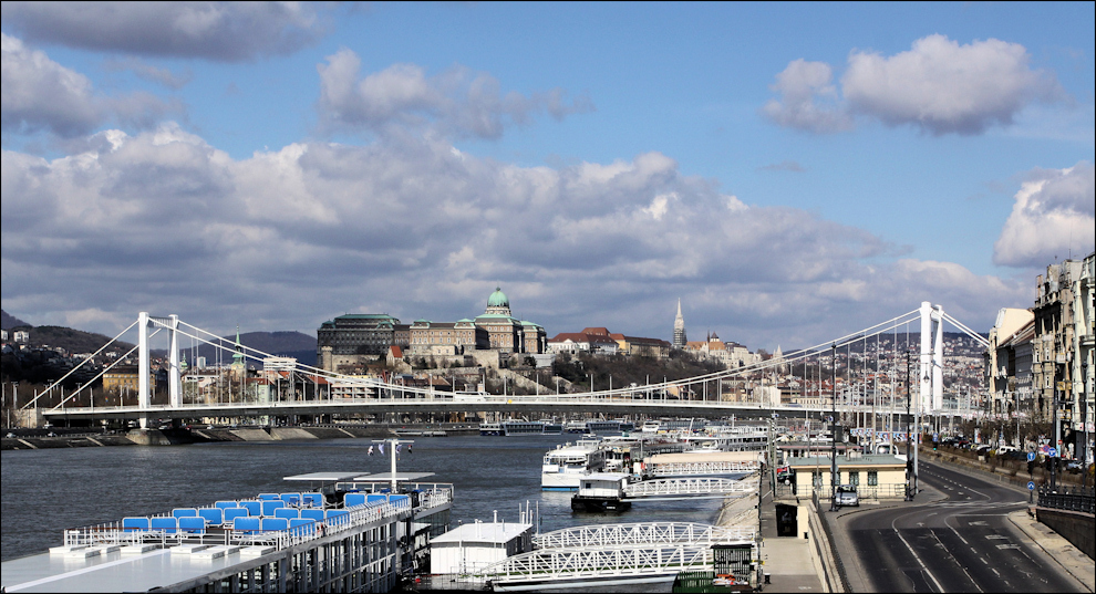 Donau - Metropole