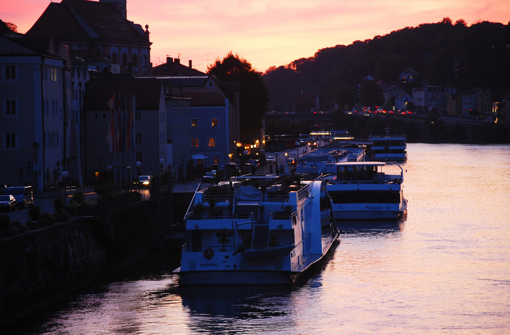 Donau @ Passau