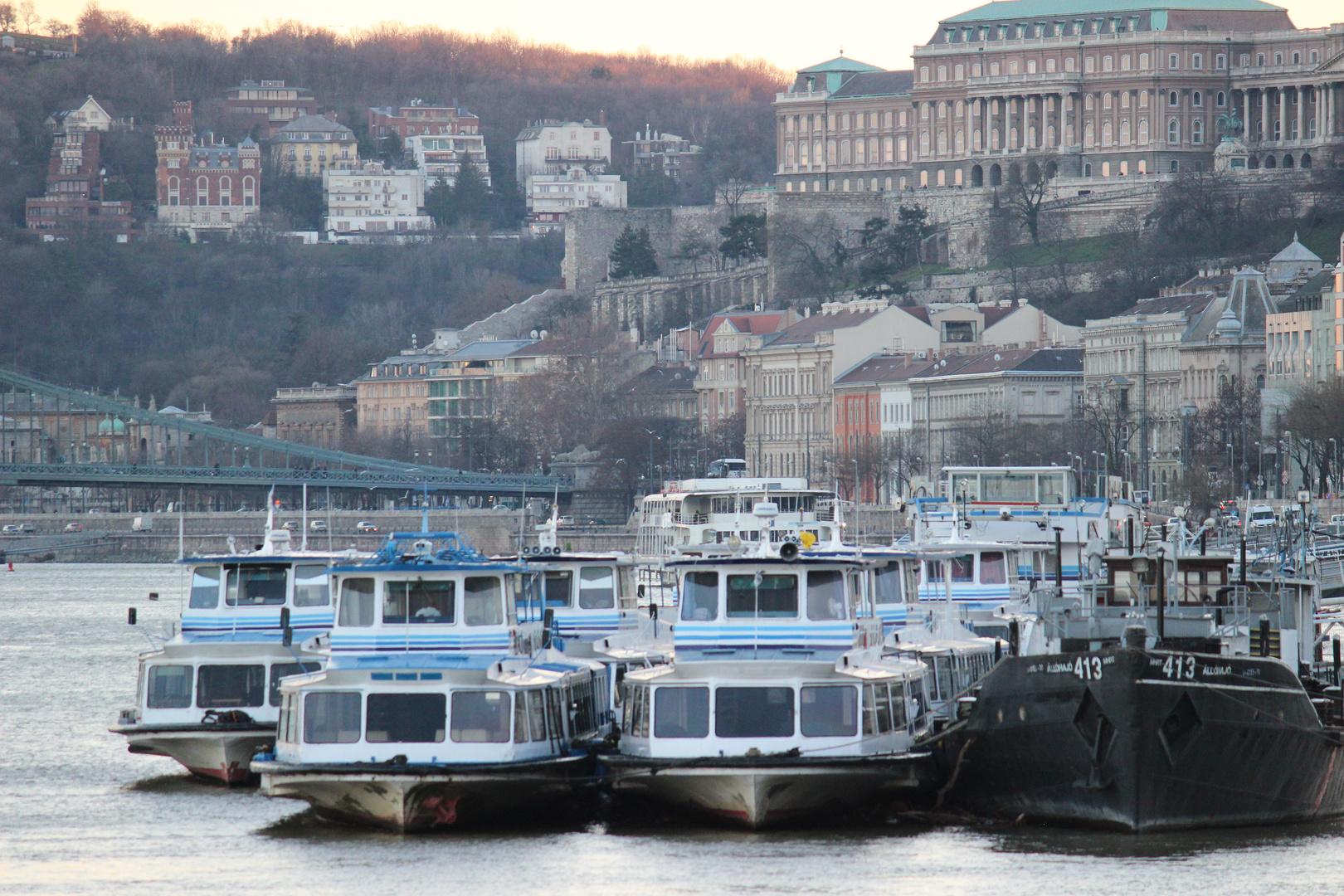 Donau Pier