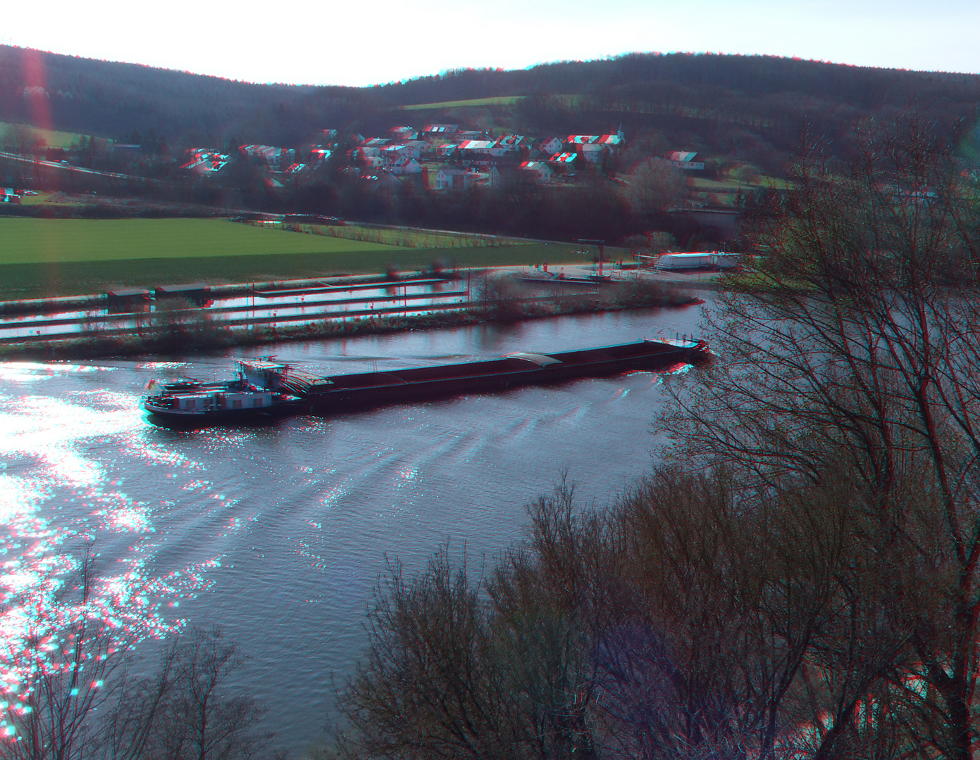 Donau-Schiff