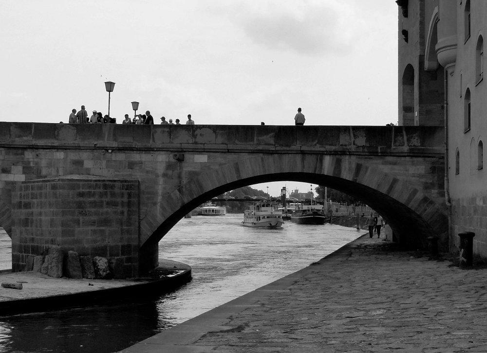 Donau-Side - Zeitsprung ....