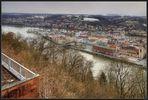 Donau und Inn...