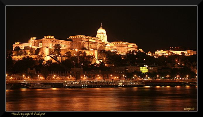 Donaublick, Budapest