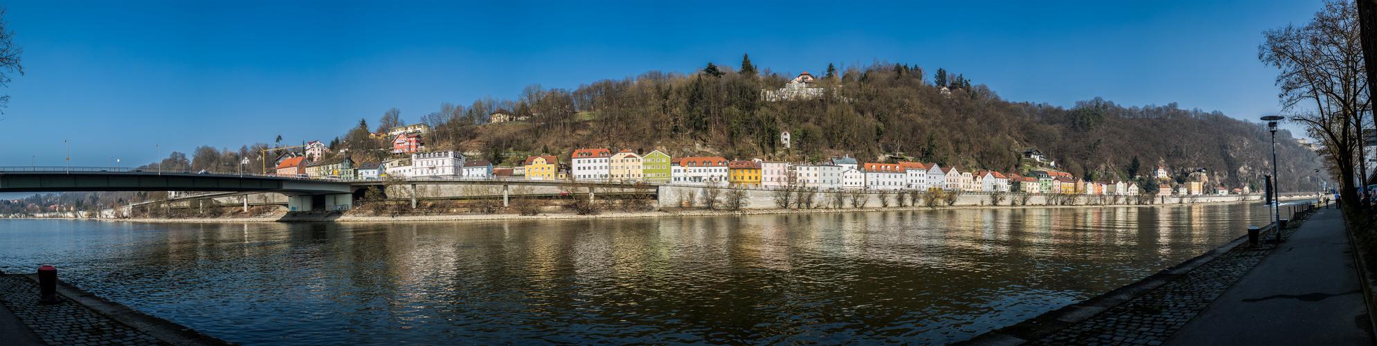 Donaublick Passau