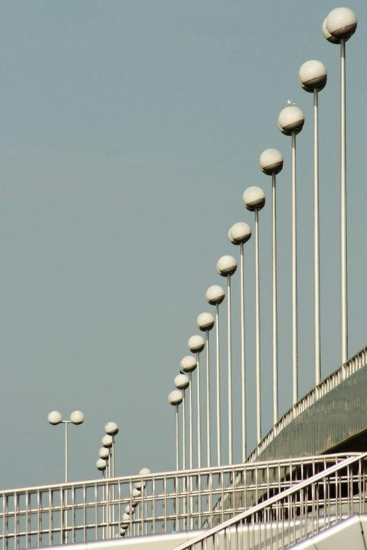 Donaubrücke in Wien