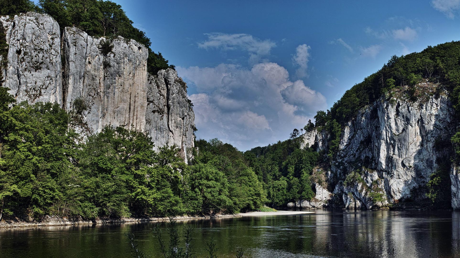 Donauimpression/Weltenburger Enge