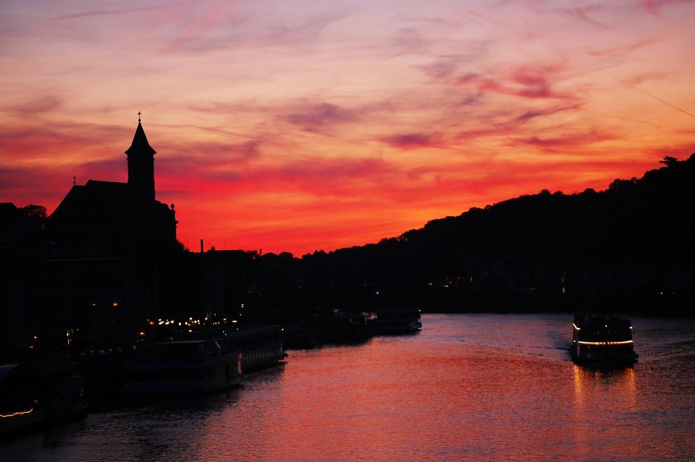 Donauschifffahrt I