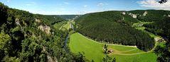 Donautal-Panorama