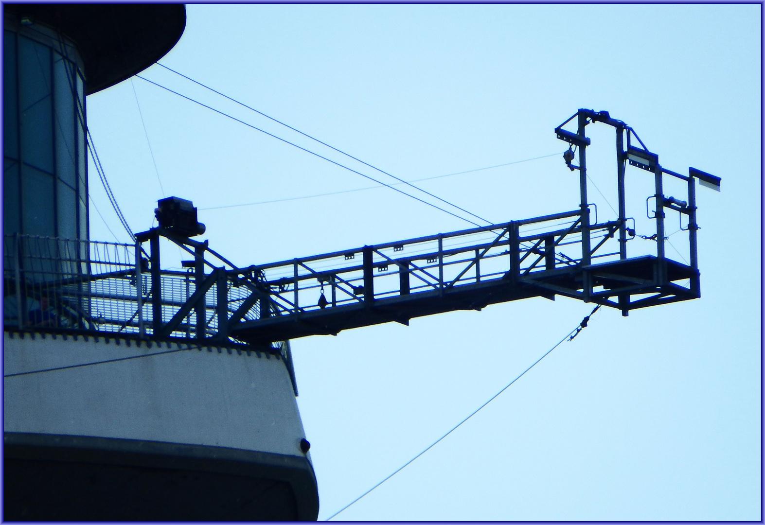 Donauturm Wien Detail