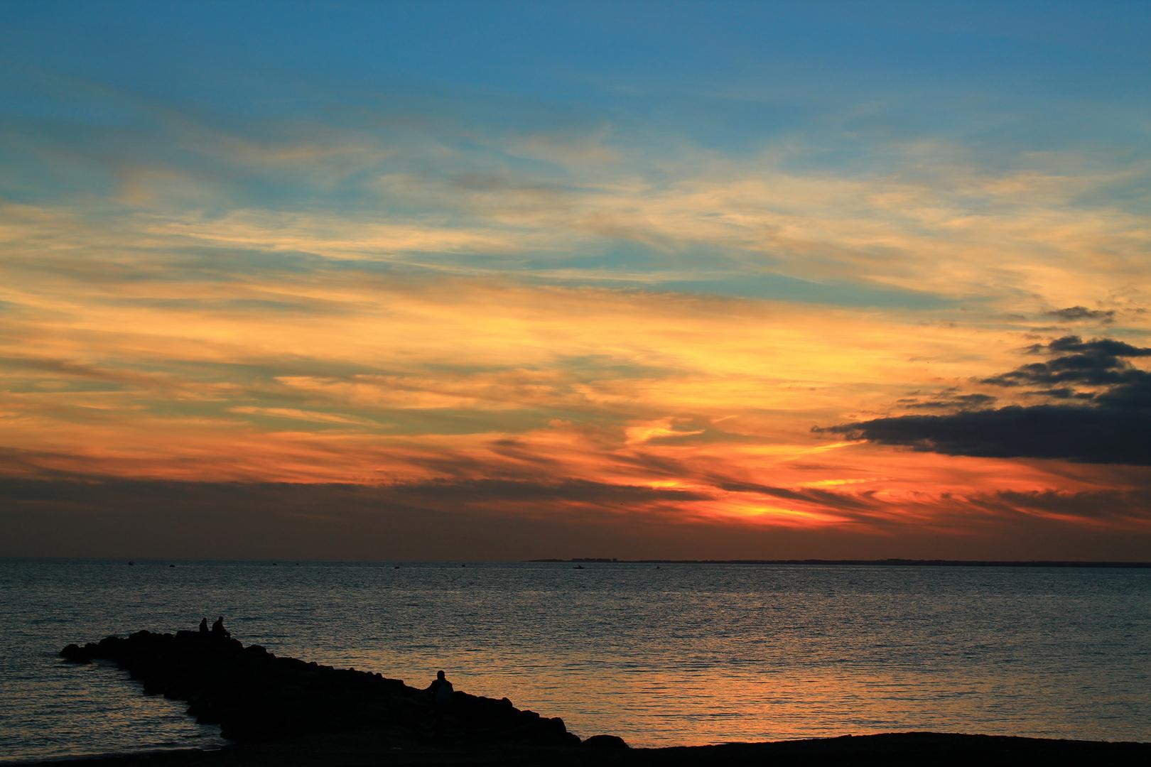 donde el sol pasa el invierno,,,almeria