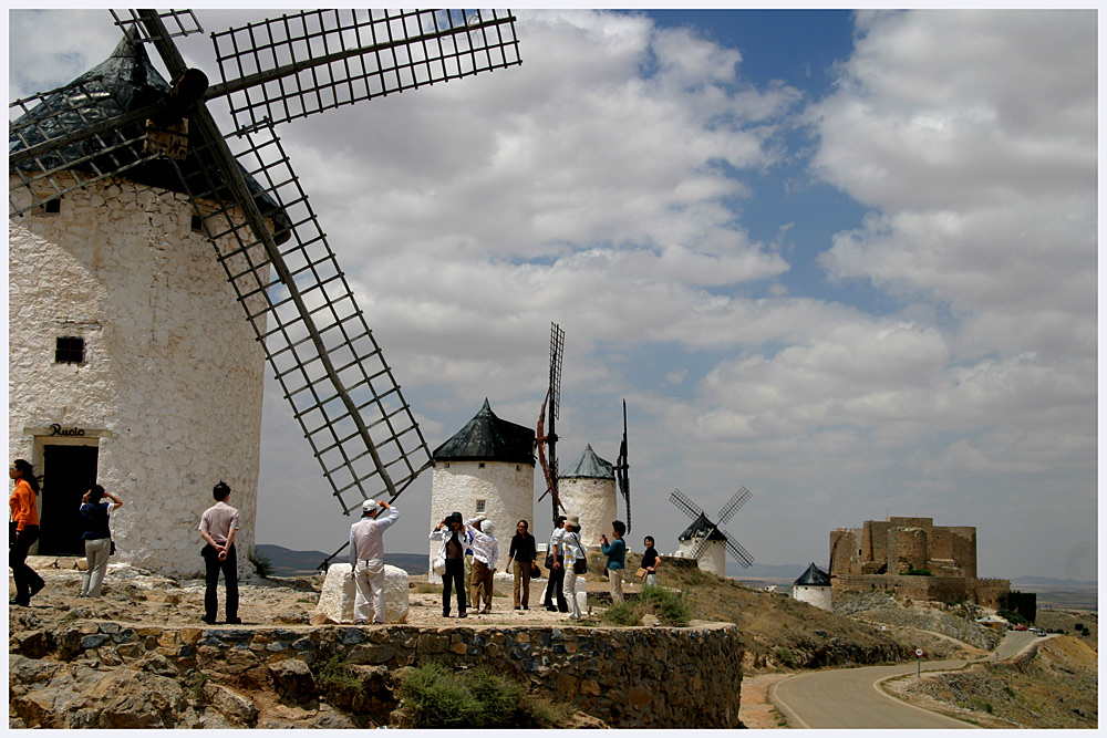 Donde está Don Quijote?