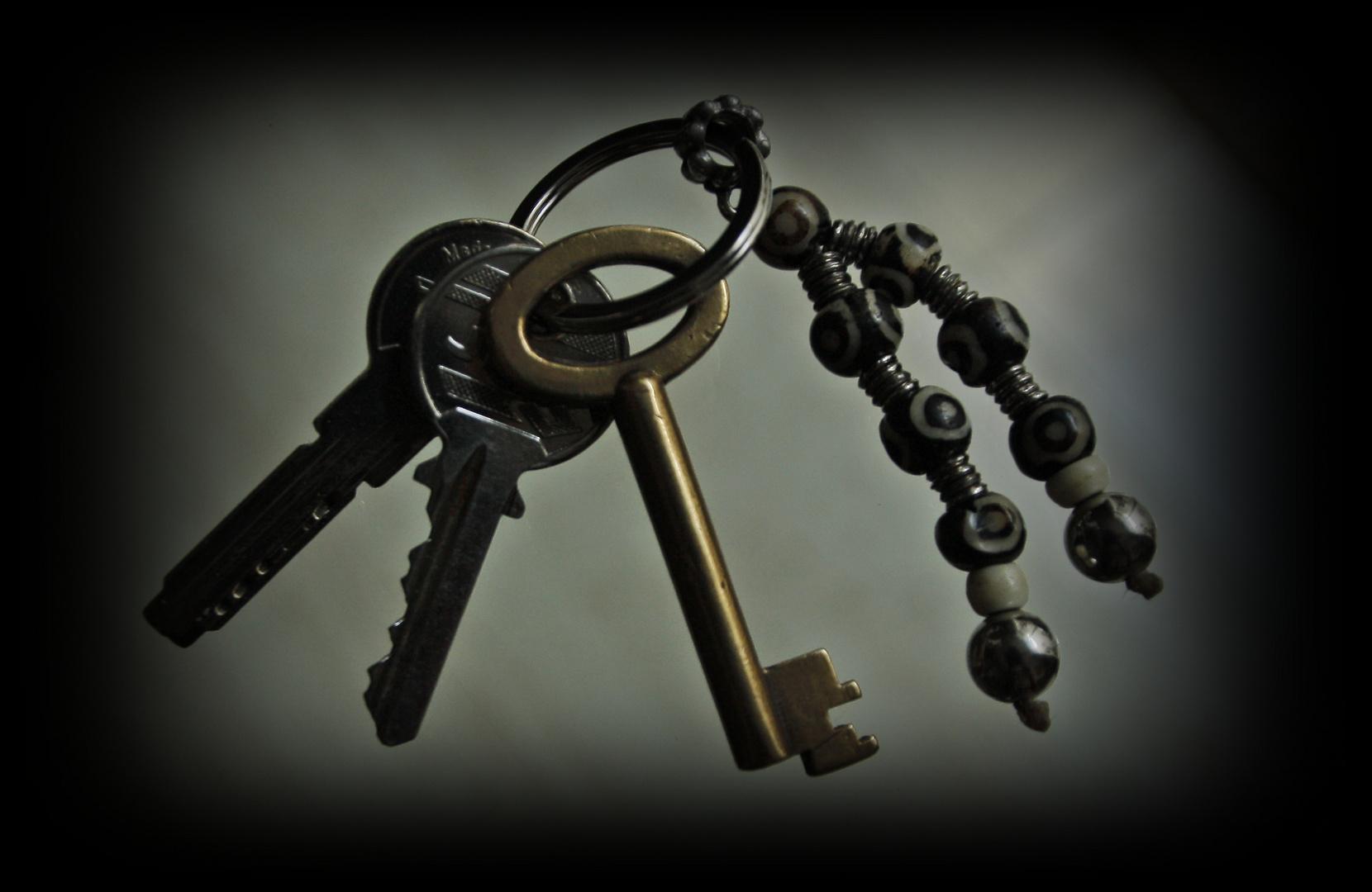 ¿Dónde están las llaves ?