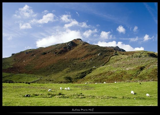 Donegal Mountains