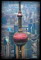 Dongfang Mingzhu (Tour de la Perle de l'Orient)