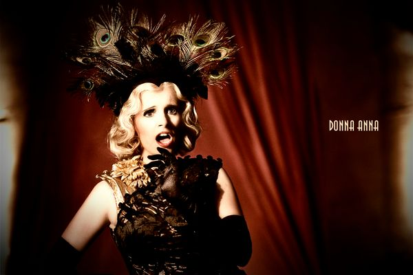 Donna Anna aus Don Giovanni