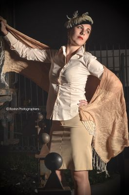 Donna di città anni '30