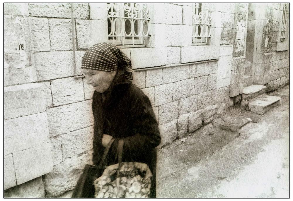 donna di gerusalemme