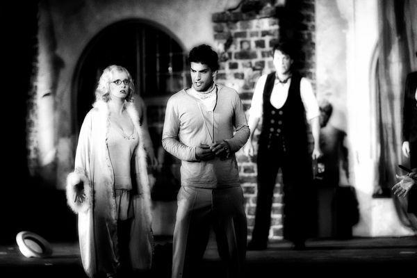 Donna Elvira, Leporello & Masetto - Don Giovanni