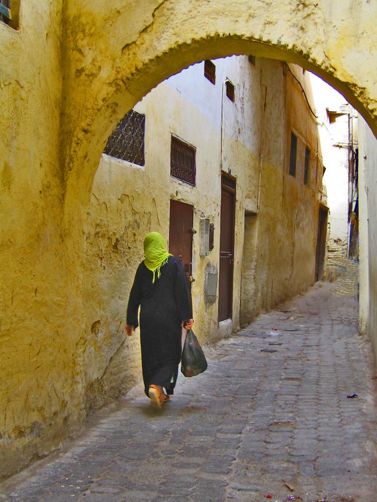 Donna marocchina