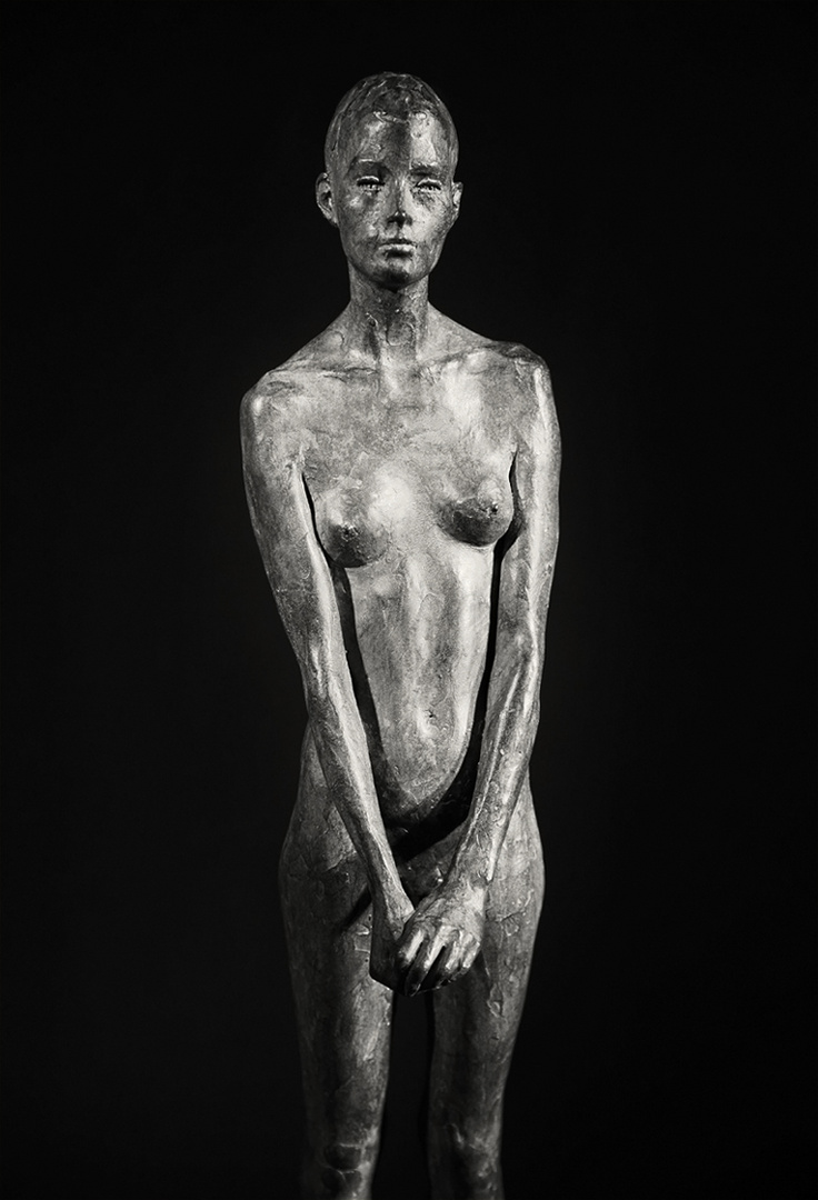 donna nuda - femme nue