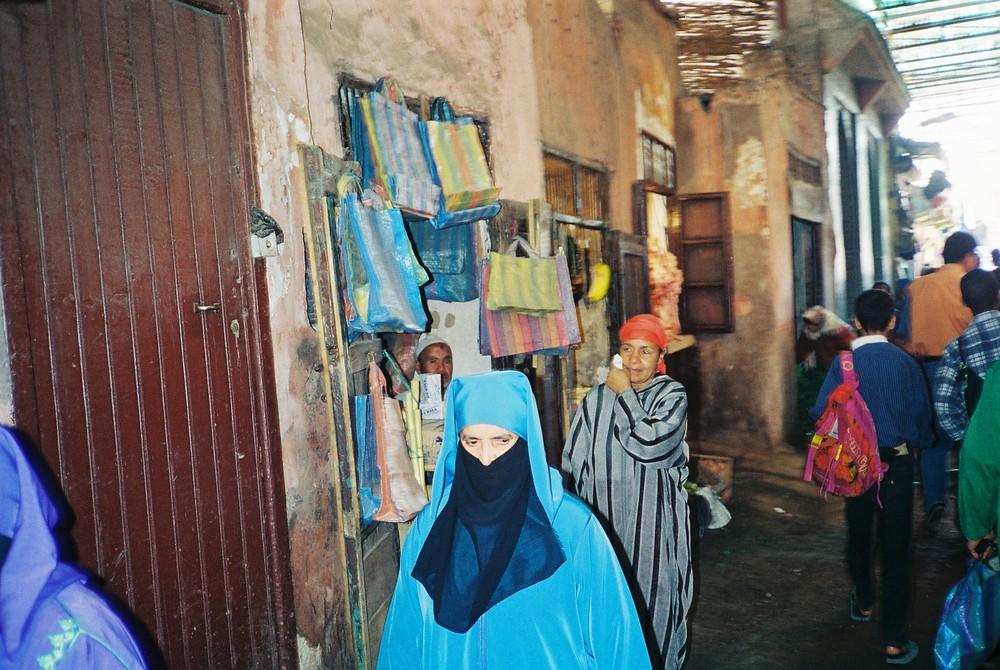 Donne della medina