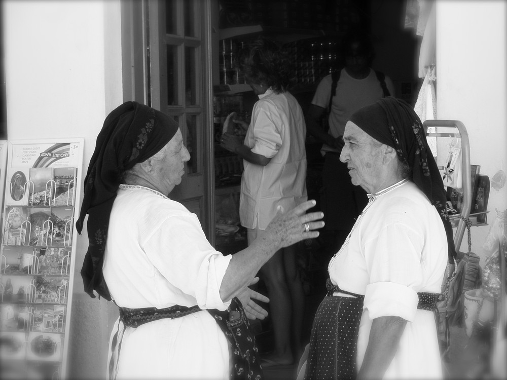 Donne di Karpathos