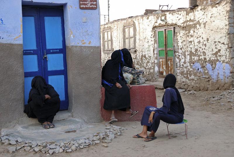 Donne Nubiane