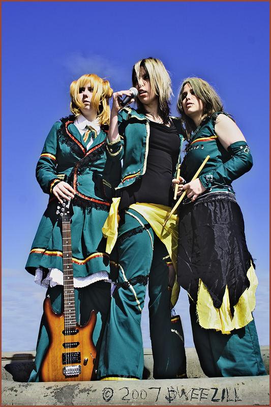 DonPiano- Inu - Pre Chan - Cosplayers