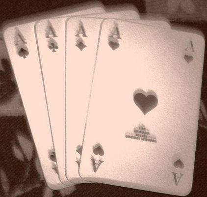 don't gamble
