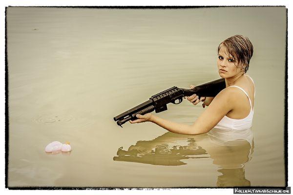 Don't shoot the Duck - Entenjagd